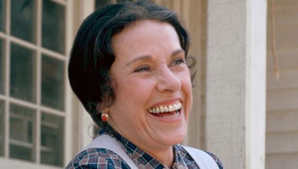 Katherine MacGregor interpretó a la arrogante y entrometida señora Harriet Oleson. (Foto: NBC)