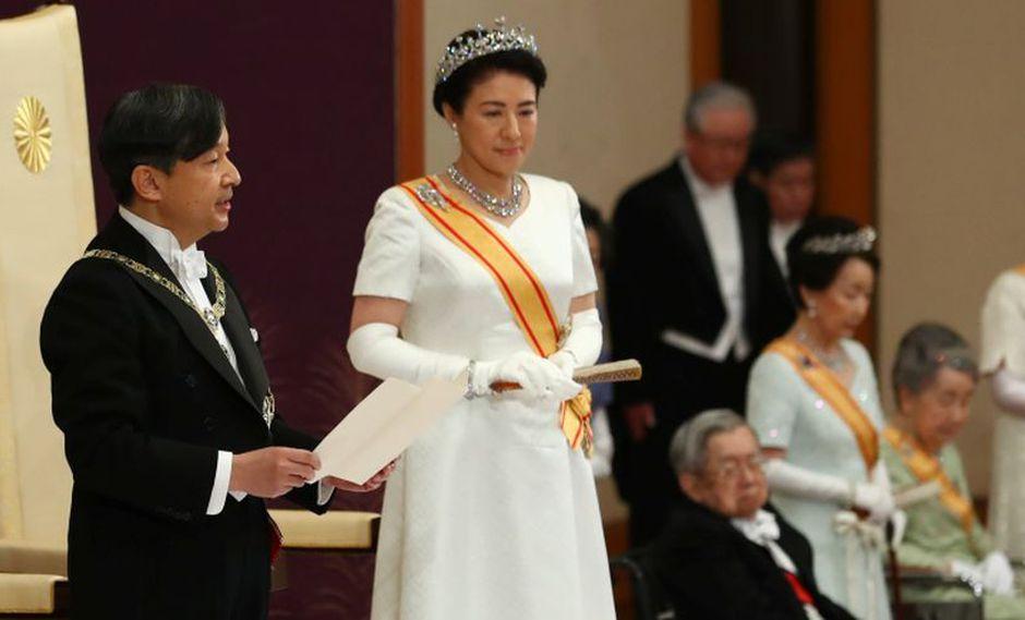 Naruhito promete seguir el curso de Akihito como emperador de Japón. (Reuters)