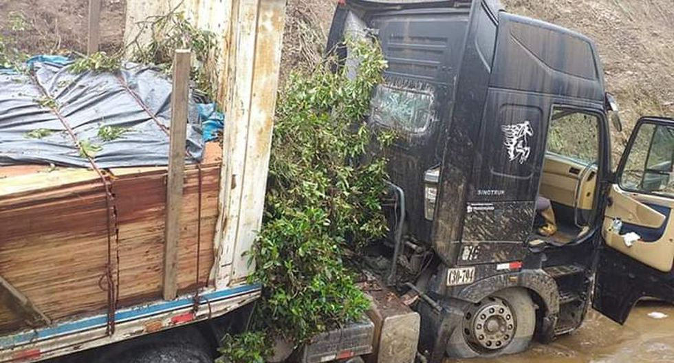 Huánuco: este es el panorama en el segundo día de bloqueo de Carretera Central. (Foto: cortesía)