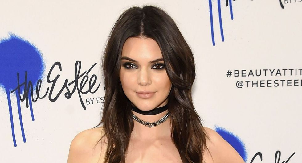 "Kendall Jenner quedó fascinada con ""After Hours"". (AFP)"