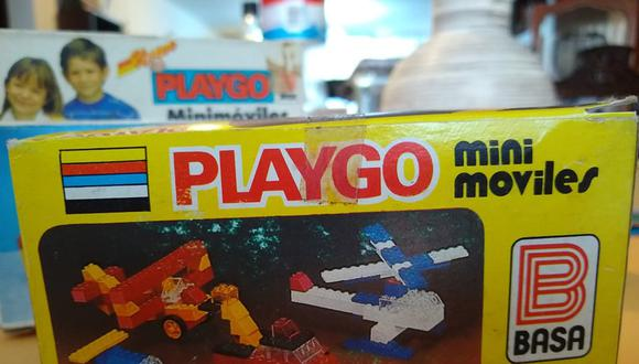 PLAYGO: la historia del juguete símbolo de los 80 contada por el peruano que le rinde culto. FOTO: Marcos Chumpitaz.