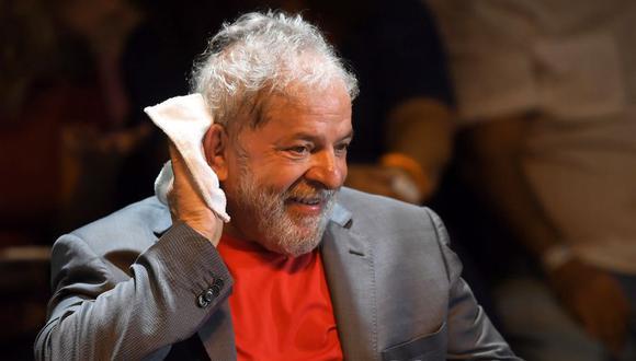 Luiz Inácio Lula da Silva, ex presidente de Brasil. (Foto: AFP/Mauro Pimentel)