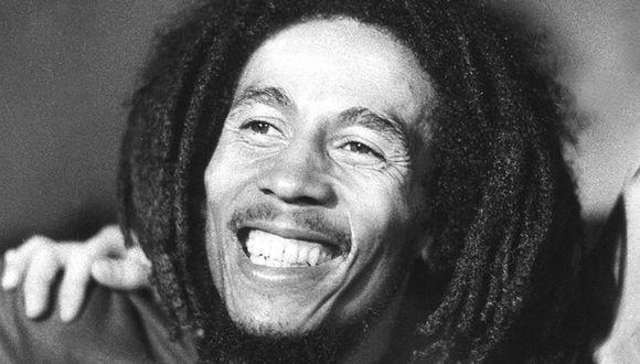 Bob Marley nació en Jamaica un 6 de febrero de 1945. (Foto: AFP)