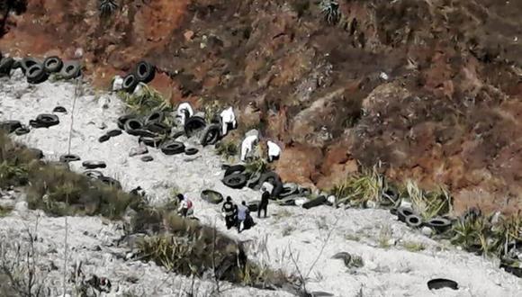 Cajamarca: hallan restos de funcionario del Foncodes que estaba desaparecido desde hace 4 meses