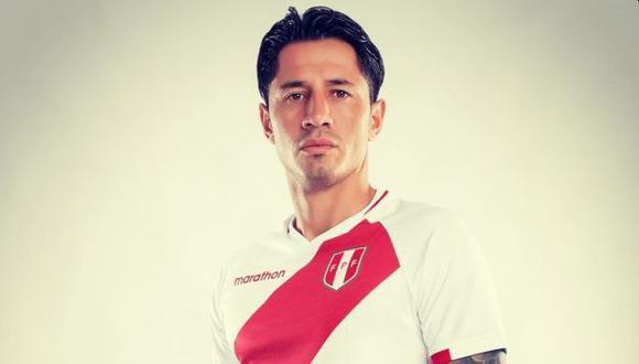 Gianluca Lapadula ya tiene dos partidos con la selección peruana. (Foto: FPF)