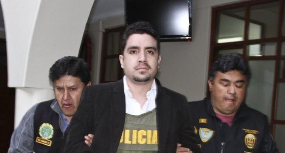 Adriano Pozo fue sentenciado a 11 años de pena privativa por el delito de feminicidio en grado de tentativa contra Arlette Contreras. (Foto: archivo)