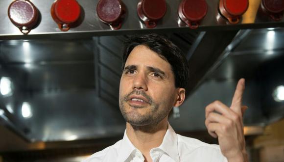 Virgilio Martínez es considerado uno de los mejores cocineros del mundo. (Foto: AFP)