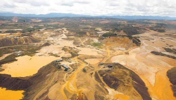 Gobierno incrementa sanción para delitos de minería ilegal