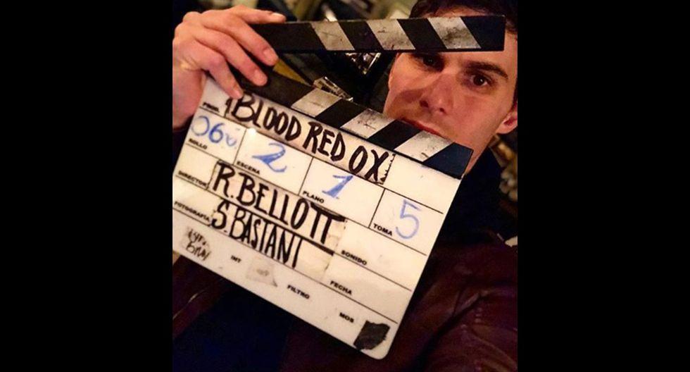 Benjamín Lukovski actualmente es actor. (Foto: Instagram)
