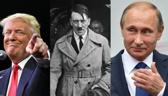 ¿Cómo Hitler ayuda a entender el éxito de Trump y Putin?