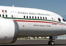 Mexicanos se burlan en redes de la rifa del avión presidencial