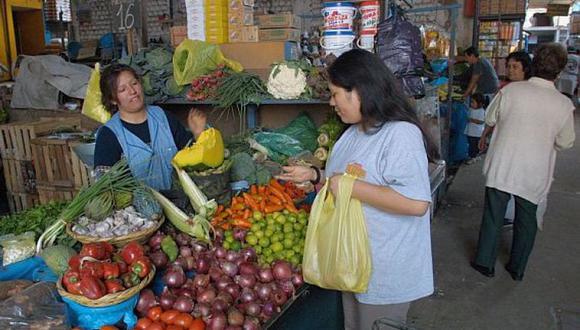 La inflación en Lima Metropolitano se desaceleró en enero. (Foto: INEI)