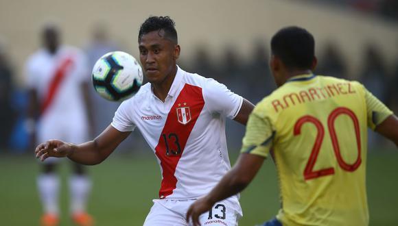 Perú recibe a Colombia por la fecha 7 de las Eliminatorias Qatar 2022.