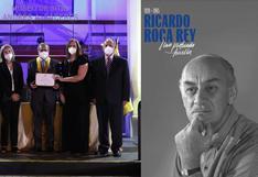 Ricardo Roca Rey en doble homenaje: la Medalla Cívica de Miraflores y un libro fundamental en su memoria