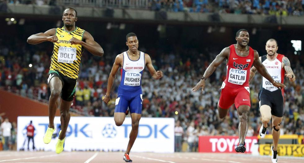 Usain Bolt: postales de sus medallas de oro en su carrera - 17