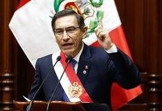 Vizcarra anunció que 5 regiones y 34 provincias entrarán en cuarentena ante incremento de casos de COVID-19