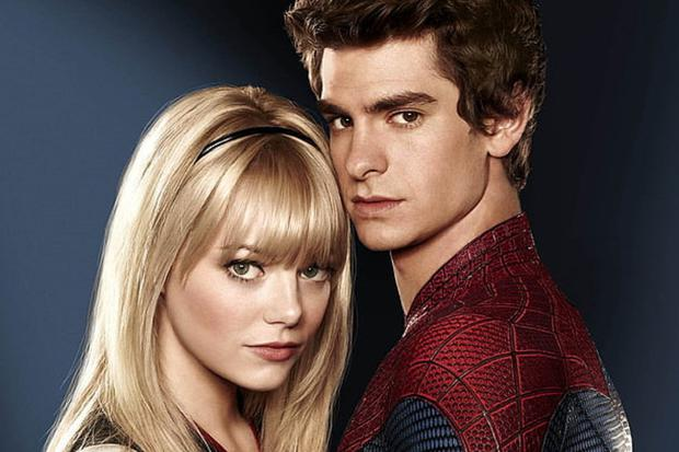 """Andrew Garfield and Emma Stone played Peter Parker and Gwen Stacy in """"The Amazing Spider-Man"""" (Foto: Columbia Pictures)"""