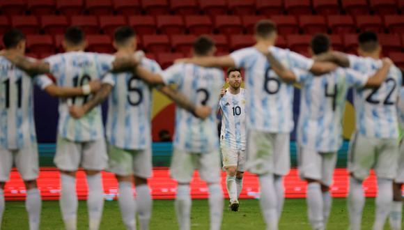 Selección Argentina: conoce la convocatoria para fecha triple de Eliminatorias | Foto: REUTERS