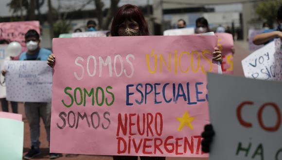 La ministra de Salud indicó que se han abierto 155 Centros de Salud Mental Comunitarios en todo el país. (Foto: Anthony Niño / GEC)