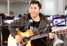 Claudio Narea nos responde cinco preguntas musicales [VIDEO]