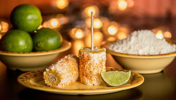 El elote callejero es un plato clásico de la cultura popular mexicana. (Pixabay)