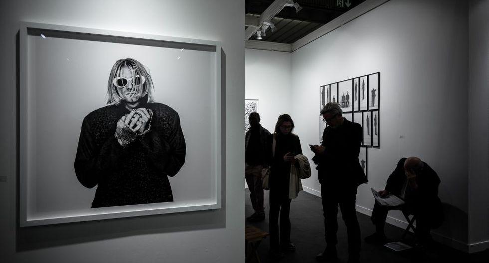 El 5 de abril de 1994, Kurt Cobain, la estrella de rock más famosa de su tiempo, se pegó un tiro en la boca con una escopeta de marca Remington. (Foto: AFP)