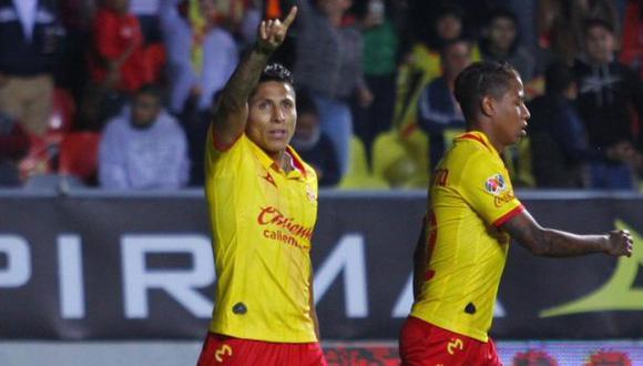 Ruidíaz y Polo: duelo entre Morelia y Pachuca fue suspendido