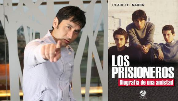 Claudio Narea presenta su autobiografía hoy en Miraflores
