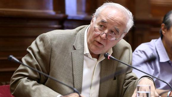 """""""Si Velásquez Quesquén está metido en Olmos, será investigado"""""""
