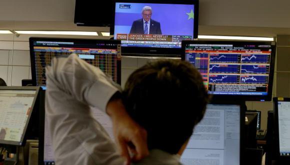 Crisis en Grecia provoca fuerte caída en las bolsas del mundo