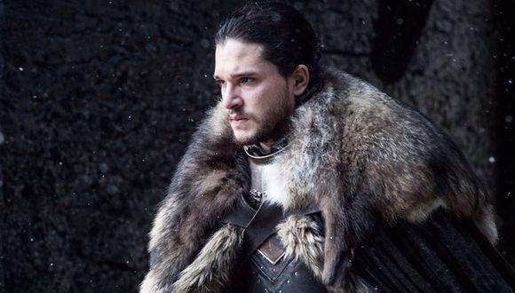 Game of Thrones: ¿a dónde va Jon Snow al final de la serie? (Foto: HBO)
