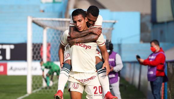 El delantero ha tenido experiencia en el futsal, fútbol playa y Copa Perú, antes de su llegada a la 'U'. (Foto: Twitter @Universitario)