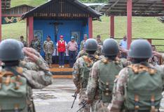 Mindef: fuerzas del orden permanecerán en El Cenepa para erradicar la minería ilegal