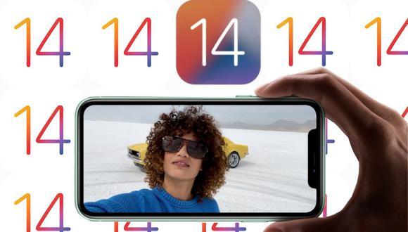 Una nueva función ha llegado a la cámara de los iPhone gracias a la actualización del iOS 14. (Foto: Apple / Composición: El Comercio)