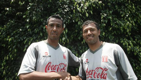 Nolberto Solano y Roberto Palacios jugaron por la Selección Peruana hasta 2009. (Foto: GEC / Video: YouTube)