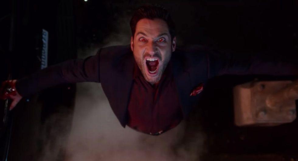 """Después de su abrupta cancelación y rescate, la cuarta temporada de """"Lucifer"""" fue estrenada el viernes 10 de mayo en Netflix a nivel mundial. (Foto: Netflix)."""