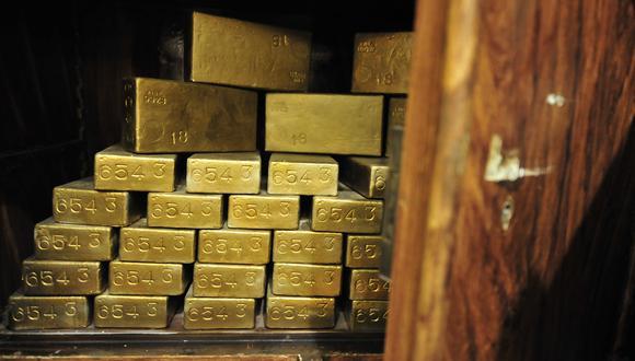 Toneladas de oro extraídos de Venezuela aparecen en Uganda. (Foto referencial, AFP).