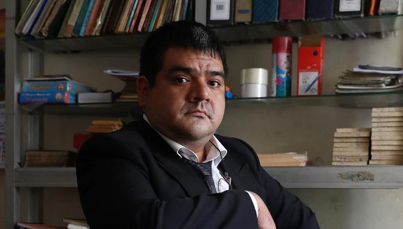 Filósofo Rafael Mora, ganador del Premio de Lógica Francisco Miró Quesada Cantuarias