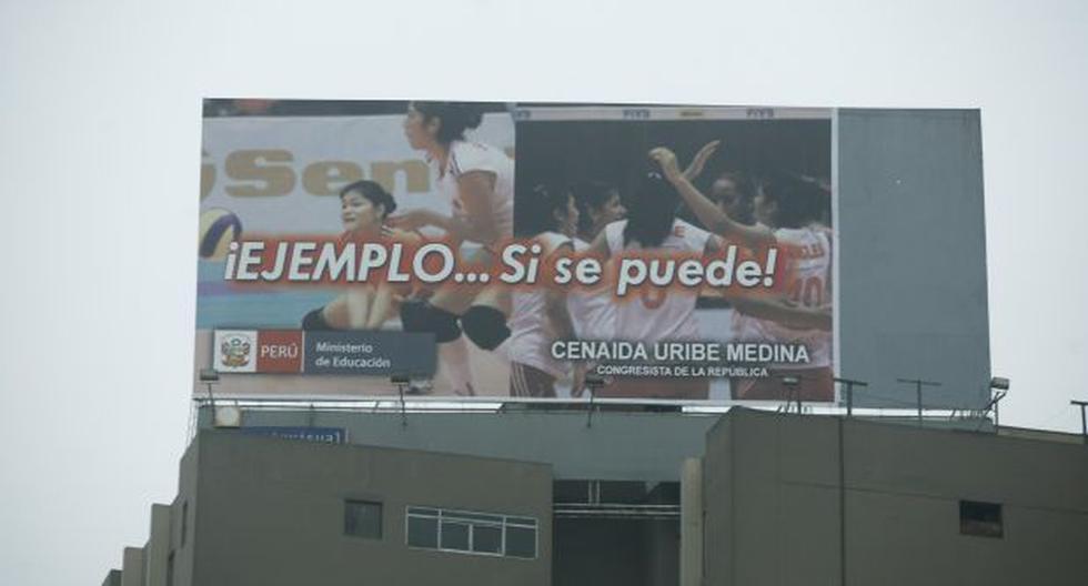 Del archivo: Cenaida Uribe y los paneles de Punto Visual - 1