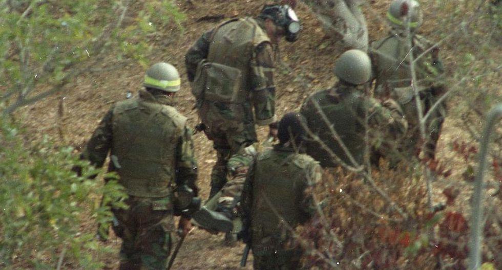 Momentos de la operación Chavín de Huántar: el rescate de los rehenes paso a paso. (Foto: Archivo El Comercio)