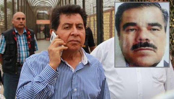 José León dijo que habló de seguridad ciudadana con narco