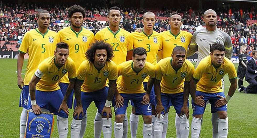 Ránking FIFA: conoce a las primeras 20 selecciones [FOTOS]  - 7
