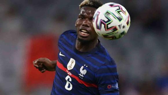 Paul Pogba fue la gran figura de Francia ante Alemania por la Eurocopa. (Foto: Reuters)