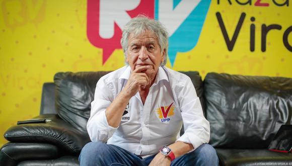 Virgilio Acuña consideró que la agrupación política con la que más coincidencias tiene UPP es el Frepap. (Foto: GEC)