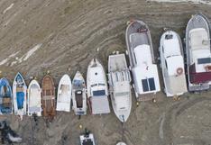 """Qué es el """"moco marino"""" que se extiende por la costa de Turquía y está causando estragos"""