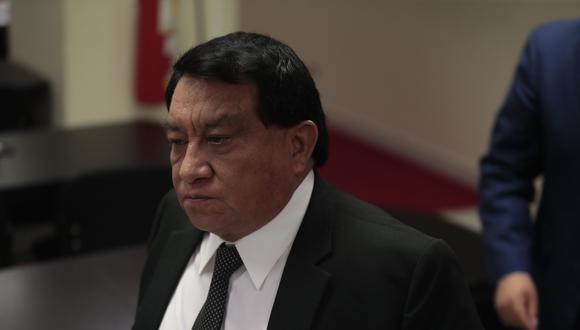 José Luna Gálvez es investigado por organización criminal. (Foto: GEC)