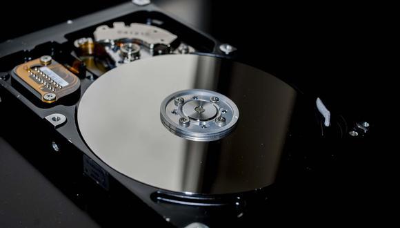 Disco duro. (Foto: Pixabay)