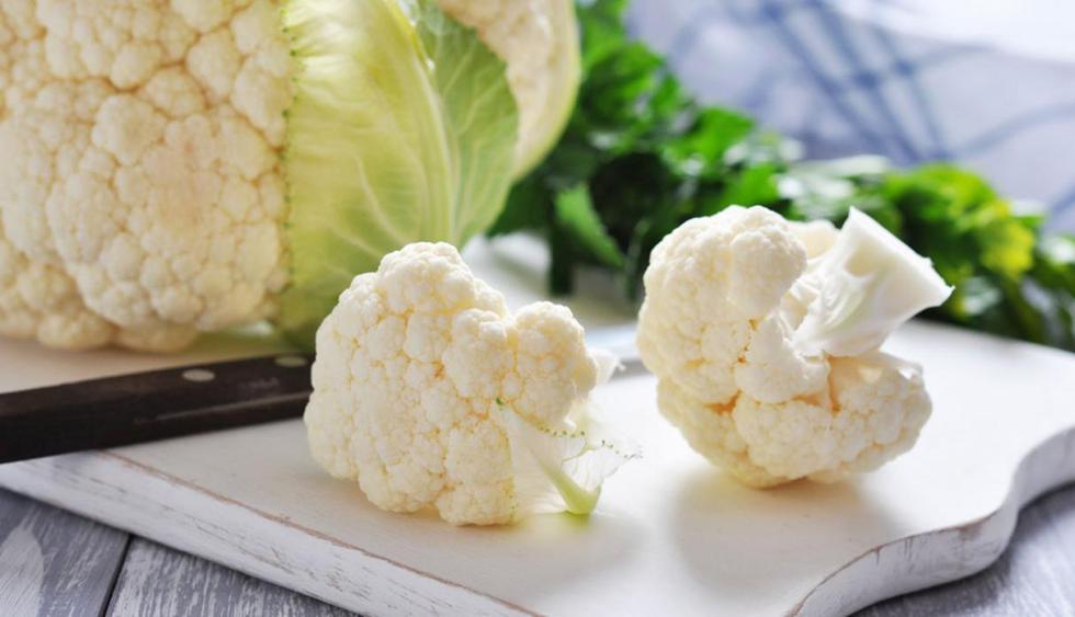 La coliflor y la brócoli son dos fuentes importantes de vitamina C para las personas con asma que, además, son alérgicos a los cítricos. (Foto: Shutterstock)