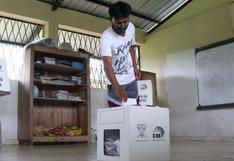 La Amazonía de Ecuador vota entre la esperanza y la reivindicación