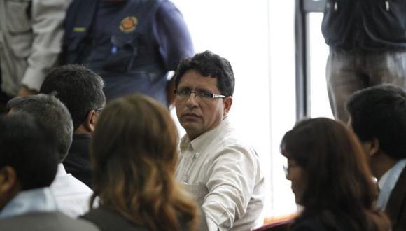 Juez dictó 14 meses de prisión preventiva para titular de Pasco